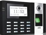 Biometric Attendance Machine (E9999)