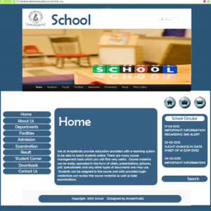 CBSE Schools to have Website with complete details of school