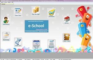 School Software erp