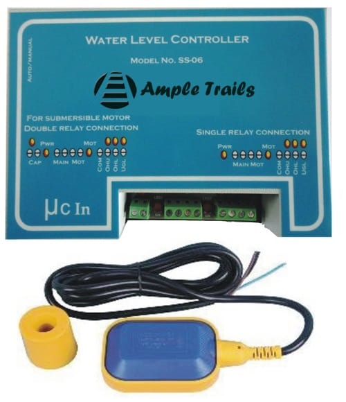 Water Level Controller Automatic