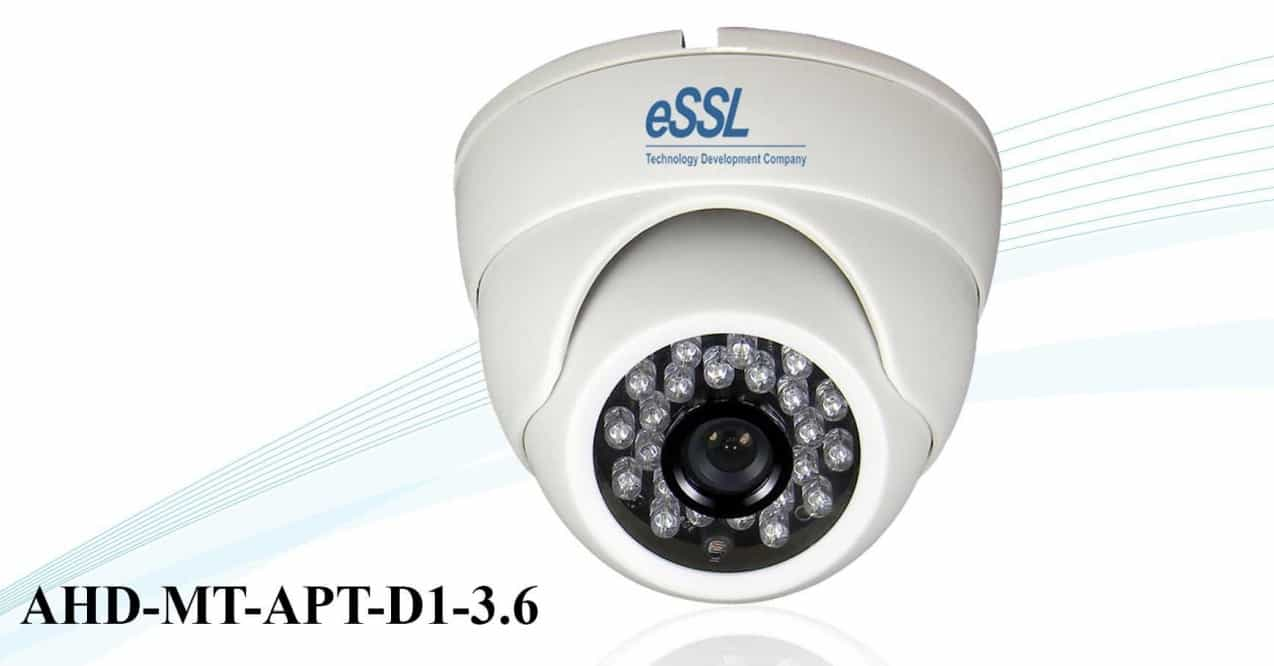 Analog High Defination Dom Camera eSSL