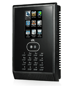 best face recognition machine for attendance recording in india KF160 Face Time Attendance System essl Identix