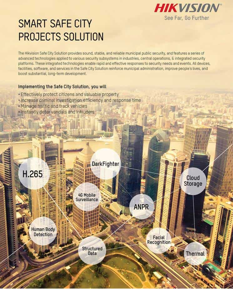 Hikvision's Smart City Solution
