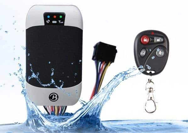 Waterproof GPS Vehicle Tracking Device India's Best