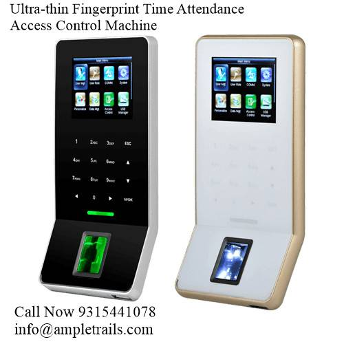 Wireless Attendance Machine
