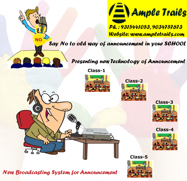 Digital Broadcasting System School
