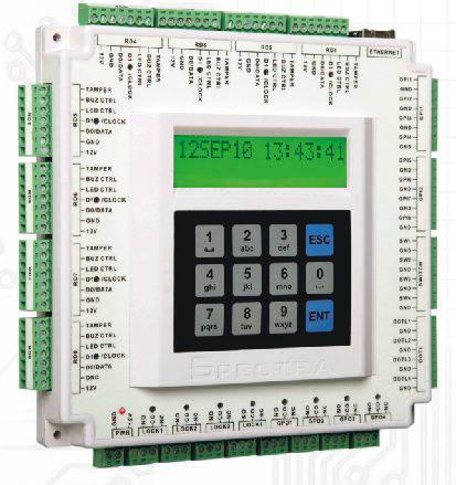 Four Door Access Controller ACT1000 Spectra