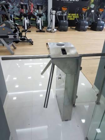 Tripod Gym Fingerprint