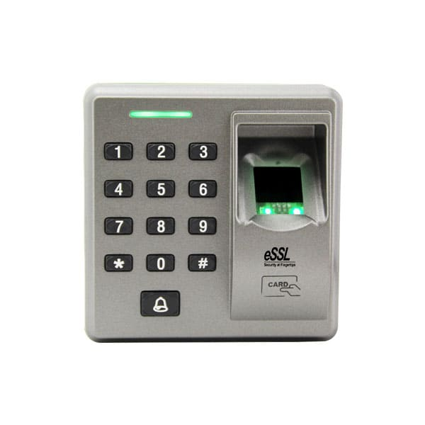 FR-1300 Fingerprint Keypad Reader