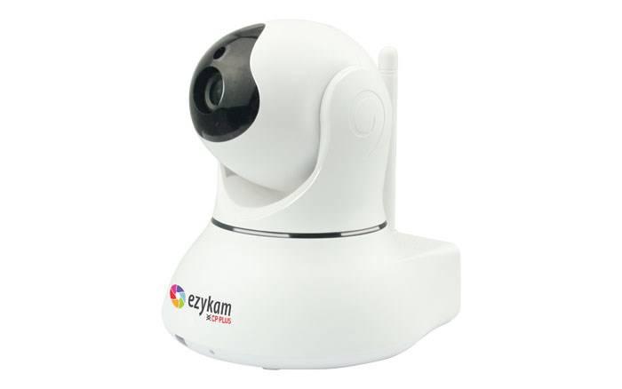 CP Plus 1MP IR Pan Tilt Camera 10 Mtr