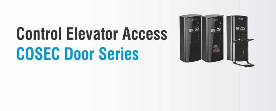 Elevator Access Controller
