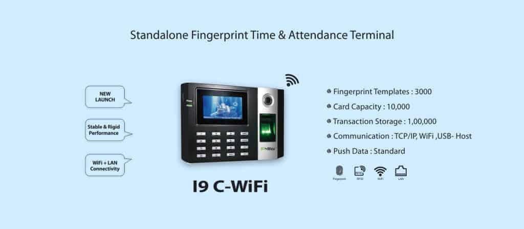 Time Attendance Machine