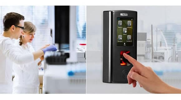 Centralized Access Control System