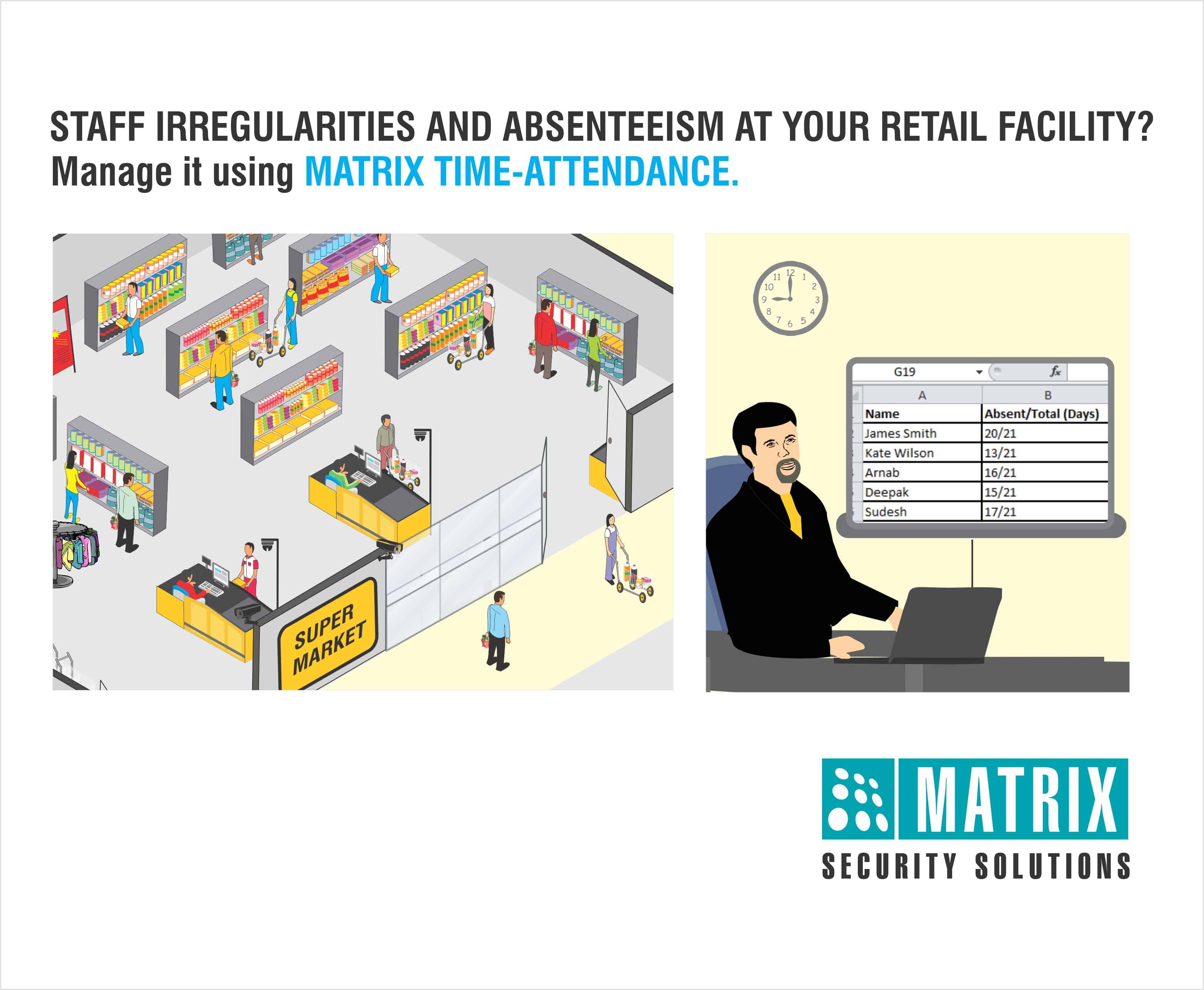 Staff Attendance System