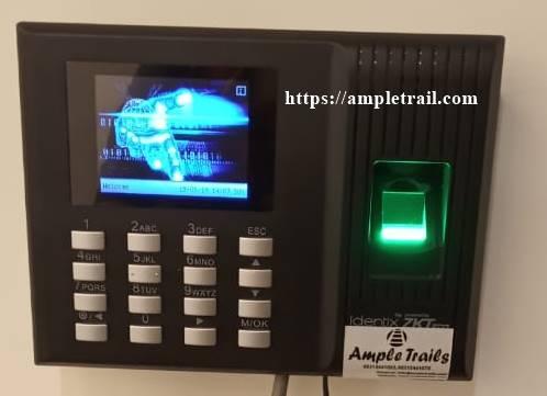 eSSL K90 Attendance Machine