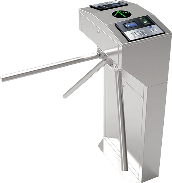 Turnstile with x990 for Gym