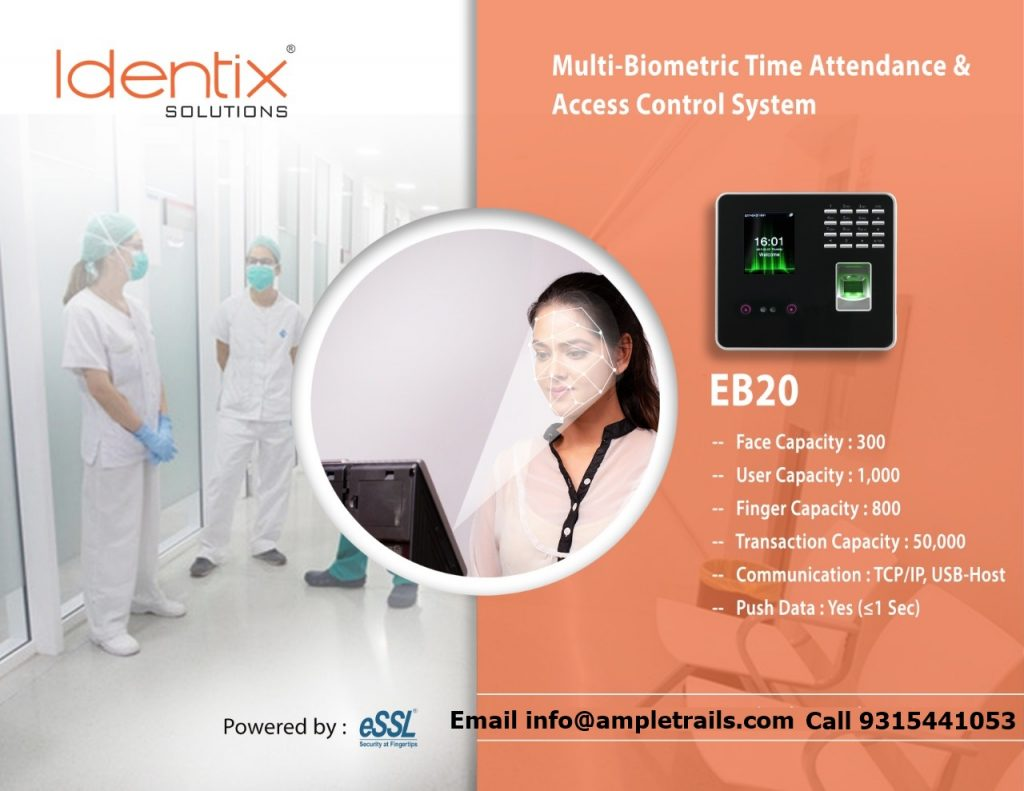 Face Time Attendance with Access Control System eSSL EB20.jpg