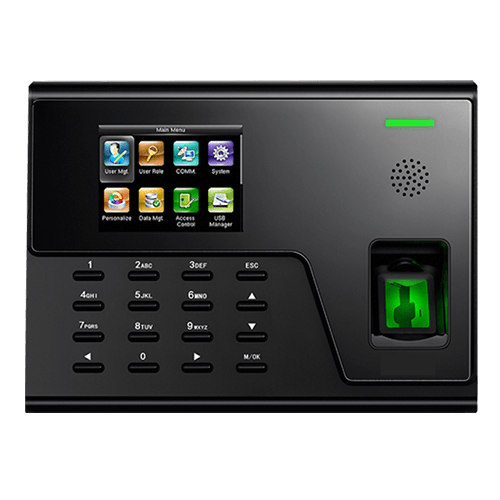 Fingerprint Wifi Attendance Machine