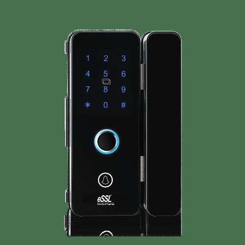 Glass Door Fingerprint Password Lock