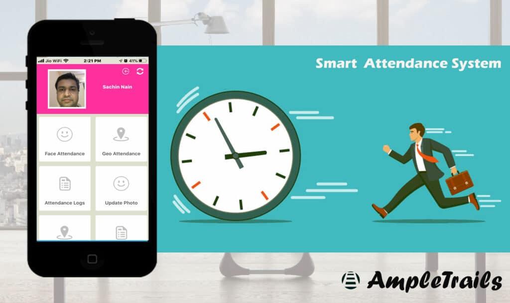 face recognition attendance mobile app